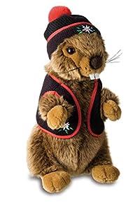Katerina Prestige-Figura-Marmota Cantante habillée, pe0512