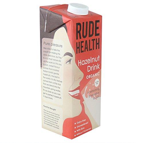 Rude Health - Hazelnut Drink - 1L (Case of 6) - Md Milch
