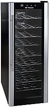 Orbegozo VT 3000 - Vinoteca de 30 botellas con display digital, color negro