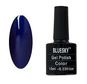 Gel Polish Nails by Bluesky Navy Seals Gel Polish Gel 10ml