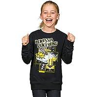 Borussia Dortmund Sweatshirt/Comic/BVB/Stadion (schwarz)