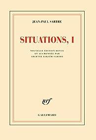 Situations  - Février 1938 - septembre 1944 par Jean-Paul Sartre