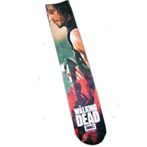 Walking Dead Socken Daryl mit Armbrust 360 Photoreal, 1 Paar