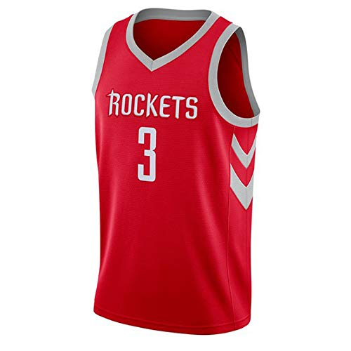 Chris Paul,Basketball Jersey,Houston Rockets, Sports Sersey,Fans Sersey,Breathable Quick Drying Vest