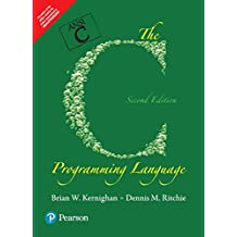The C Programming Language | Second Edition | By Pearson