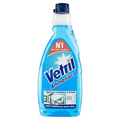Vetril Ammoniaca Ricarica - 650 ml