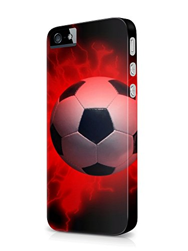 Sports new footabll soccer theme design 3D cover case design for iPhone 5, 5s,5se 3
