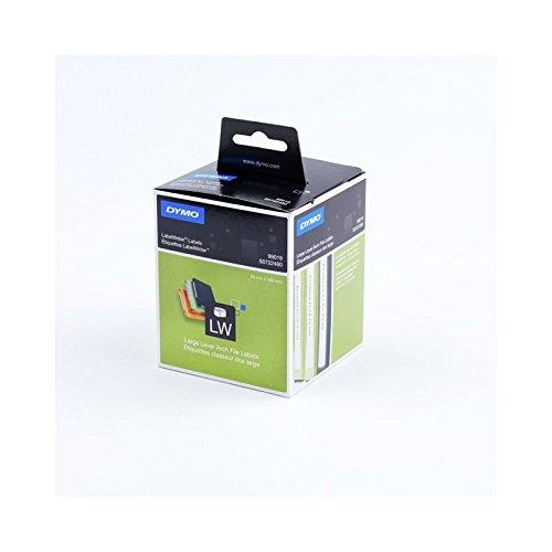 Preisvergleich Produktbild DYMO LabelWriter Ordneretiketten/S0722480 59x190 mm(breit) weiß Inh. 110