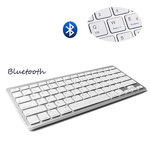 Teclado Inalámbrico Bluetooth 3.0 conexión