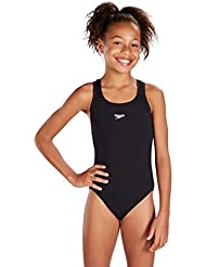 Speedo Essential Endurance Plus Medallist Maillot de Natation Fille