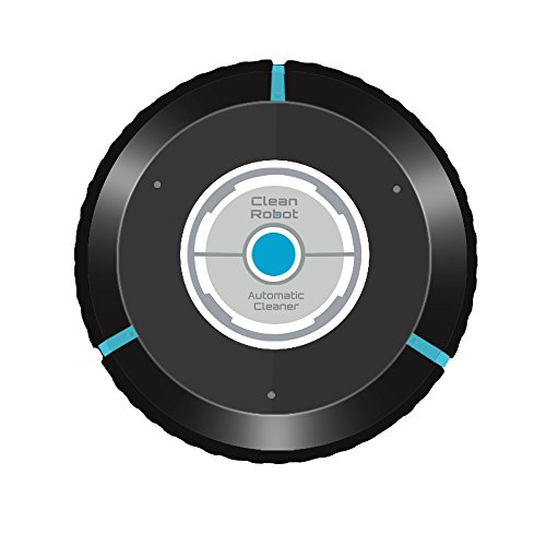 Kommerzielle Vakuum-tisch (OWSOO Roboter Auto Reiniger Startseite Automatische Vakuum Intelligente Bodenreinigung Kehrmaschine Staub Haar Papier Dirt Magic Broom Cleaner)