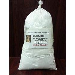 Acido Oxalico 1 Kg