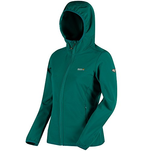 Regatta Dames Arec Softshell veste RRP ?50 Deep Lake