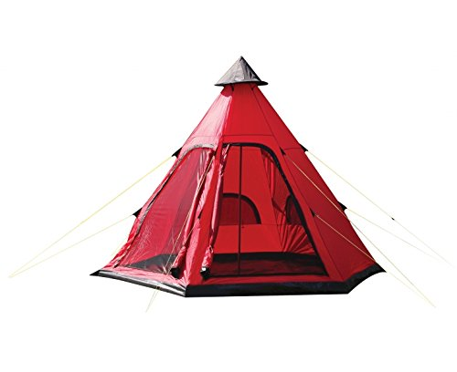 Yellowstone Unisex Outdoor Tent available in Multi - Colour - 4 Persons