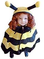 An72 Taglia 9M-3A (74-98cm) Ape Bee Costume per bambini e neonati 399dcb7c1298