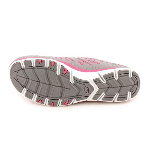 Skechers Gratis - Purestreet, Baskets mode femme HOT PINK GREY