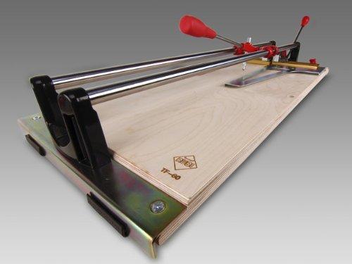 Rubi TF-Meister 60 cm mit Koffer Fliesenschneider Fliesentisch Schneidegerät