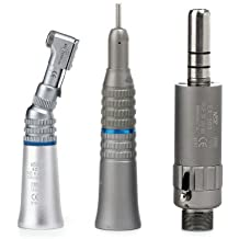 2014 Widely Sold and Most Popular NSK Style Slow Low Speed Handpiece Contra angle motor kit EX203 4 Hole Sold by TT Dental
