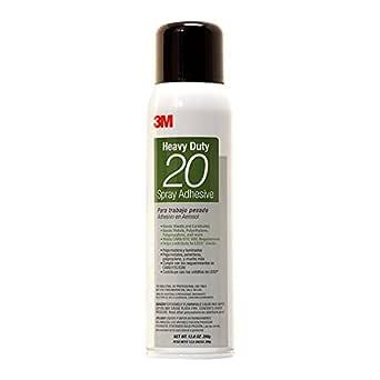 3M Wood Working 20-Spray Adhesive, 390 g