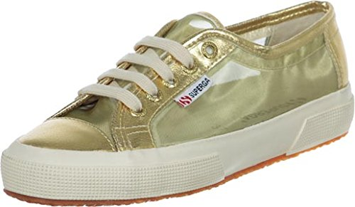 Superga 2750 Netw Silver Or