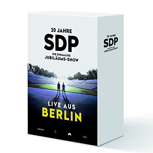 20 Jahre - Die einmalige Jubiläums-Show (Live aus Berlin) Ltd. Box [Blu-ray]