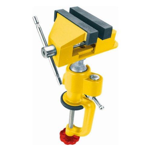 Schraubstock für Bohrmaschine aus Gusseisen.Backen aus Stahl.