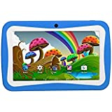Bloomerang Binai A9 Quad Core 512M Ram 8G ROM Android 5.1 7 Inch Kids Tablet Blue