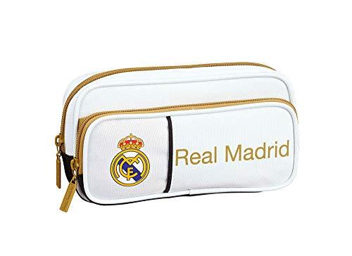 Estuche Real Madrid con Bolsillo