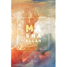 Mashallah Lined Notebook: Journal with 120 Pages & Cream Quality Lined Paper – Perfect as a Gift item!
