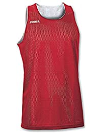 Joma - Camiseta reversible aro rojo-blanco s/m