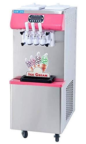 Kolice certificato panasonic compressore ce 3 sapori macchina per gelato soft