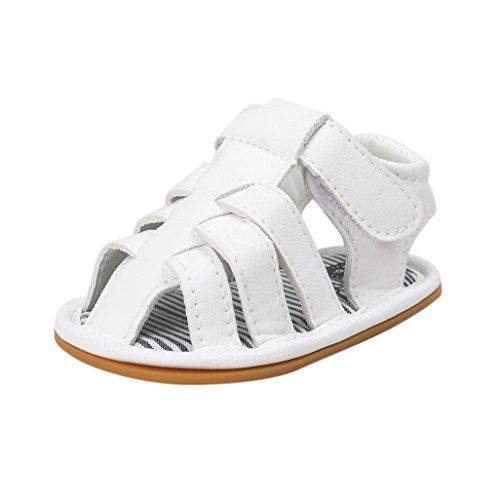 Por 3-18 Meses, Auxma El niño de Las Sandalias de los Muchachos del bebé friega los Primeros Caminante...