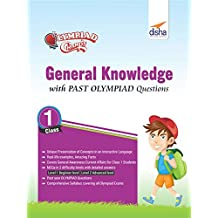 Olympiad Champs General Knowledge Class 1 with Past Olympiad Questions