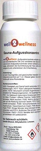 Saunaaufguss – Konzentrate Set 'Gesundheit + Wohlbefinden' mit 7 x 125 ml + gratis 25 g Mentholkristalle - 2