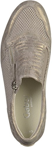 Gabor Comfort, Sneakers Basses Femme Beige (taupe 93)