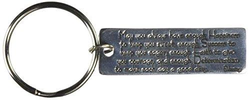 Happiness Inspirierende Botschaft Dekorative Schlüsselanhänger, 3Zoll ()