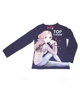 Top Model - Camiseta de manga larga - para mujer