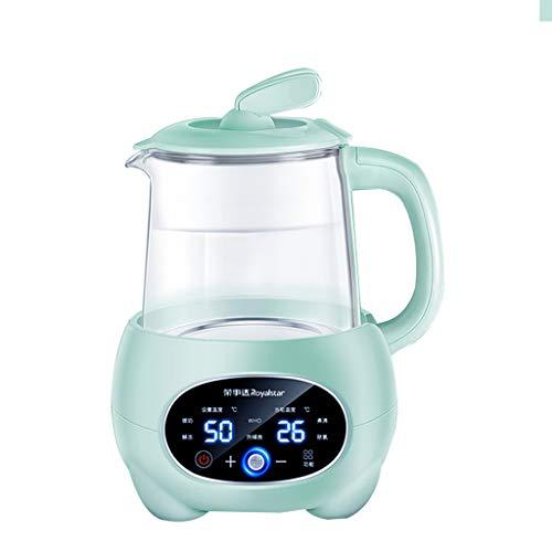 Baby-Thermostat-Milchspender Intelligent, Thermostat-Wasserkocher-Glastopf, automatische Brau-Multifunktionsmaschine, Babyflaschen-Heizungs-Thermostat