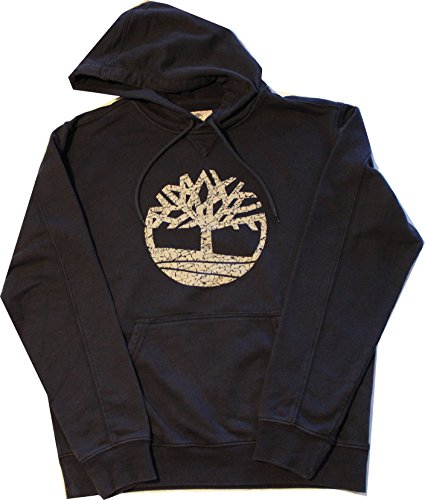 Preisvergleich Produktbild Timberland Kapuzensweatshirt TFO Oyr Bb Tr Log Oh Nachtblau M