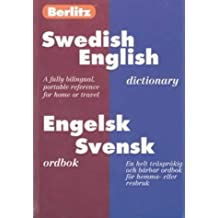 Berlitz Swedish-English Bilingual Dictionary