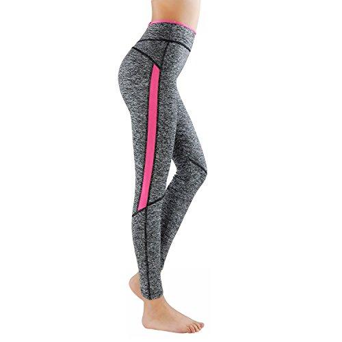 L&K-II leggins damas pantalones deportivos largos