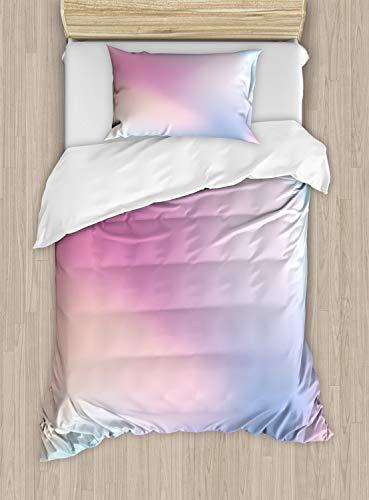 ABAKUHAUS Pastel Duvet Cover Set...