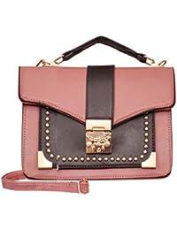 Amit Bags Beautiful PU Handbag For Girls /women's