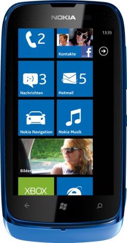 Nokia Lumia 610 8GB Ciano