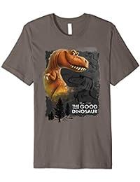 Disney Pixar Good Dinosaur Ramsey Poster Graphic T-Shirt