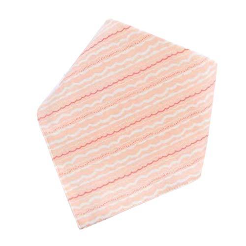 Baby Dreieckstuch Weich Spucktuch Baumwolle Halstücher mit Druckknöpfen für Baby Jungen und Mädchen Kleinkinder von Allence