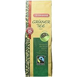 Teekanne Grüner Tee, fairtrade, 1er Pack (1 x 200 g)