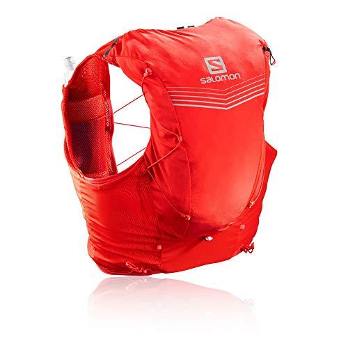 Salomon Advance Skin 12L Trinksystem, Rot, M -