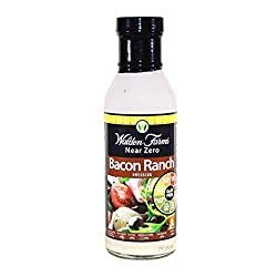 Walden Farms Near Zero Bacon Ranch Dressing 355ml