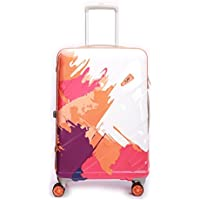 Skybags Mirage Polycarbonate 47.7 cms Orange Hardsided Check-in Luggage (MIRAGE69MOG)
